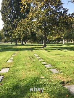 1 cemetery plot in Westminster Memorial Park