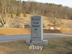 10 Cemetery Side-by-Side Burial Plots in Rossville Georgia-TN GA Memorial Park