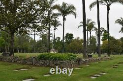 2 CEMETERY PLOTS Westminster Memorial Park in Westminster, CA (Garden of Rem)