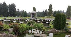 2 Cemetary Plots Greenwood Memorial Park, Final Resting Ground of Jimi Hendrix
