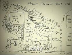 2 Cemetery Funeral Plots (side by side) Hillcrest Memorial Park Pitman, NJ