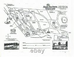 (2) Cemetery Lots San Jacinto Memorial Park-Houston