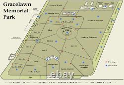 2 Cemetery Plots Gracelawn Memorial Park New Castle Delaware Garden Of Master