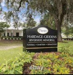 2 Cemetery Plots at Riverside Memorial Park, Jacksonville, FL