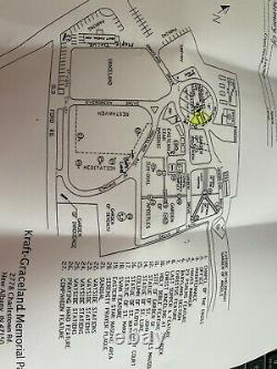 2 Cemetery plots New Albany, Indiana in Kraft-Graceland Memorial Park