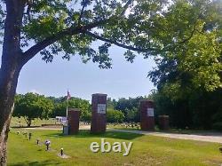 2 Cemetery plots in Mountain View Park Cemetery, Marietta, Georgia