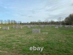 2-Deep (2 Person) Burial Plot Deed, Washington Memorial Park, Mt. Sinai, NY
