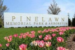 2 Double-Depth Plots Pinelawn Memorial Park
