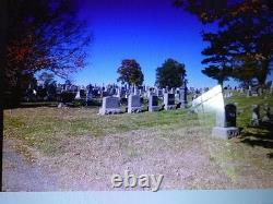 2 Grave Lot with 1/2 Monument located in Loudon Park Cemetery