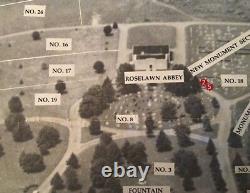 2 Individual CEMETERY LOTS in Roselawn Burial Park, Martinsville, VA