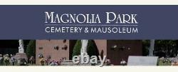 2 Magnolia Park Grave Plots Warner Robins, Ga