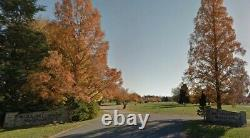 2 Rolling Green Memorial Park Burial Cemetery Plots for Sale