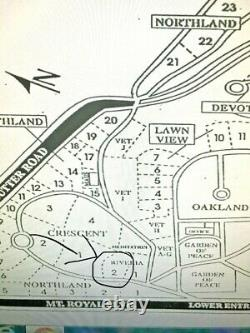 2 SIDE BY SIDE PLOTS for $2750 in MT ROYAL MEMORIAL PARK CEMETERY RIVERIA PART 2