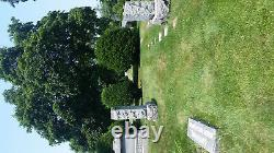 2 Side by Side Cemetery Plots in Memorial Park Skokie, IL Section C $6000 each