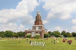 2 cemetery plots at carolina memorial park funeral home