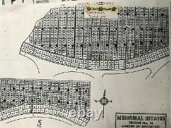 3 Cemetery Plots, Fairview Memorial Park, near Chicago, IL