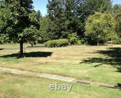4 Burial Lots Belcrest Memorial Park each sold Individually