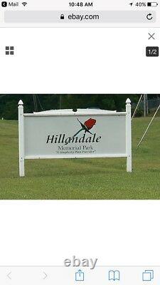 4 CEMETERY PLOTS LITHONIA GA HILLANDALE MEMORIAL PARK ATLANTA AREA priced per