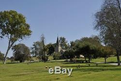 4 Cemetery Plots GLEN ABBEY MEMORIAL PARK & MORTUARY (Bonita, Ca) $12,000