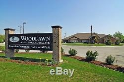 4 Cemetery Plots Located In Woodlawn Cemetery In Forest Park Illinois