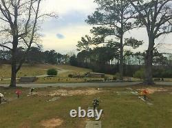 4 Cemetery Plots, Sherwood Memorial Park, Jonesboro, GA