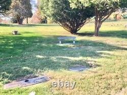 4 Cemetery plots- Edgewood Memorial Park