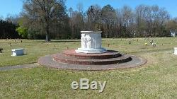4 REDUCED-PRICE Cemetery Plots Sharon Memorial Park Charlotte NC $2,250 Each