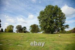 4 burial plots. $1750 In Lancaster, Pa. CMS EAST / aka Conestoga Memorial Park