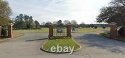 4 cemetery burial plots, side by side. Peninsula Memorial Park, Newport News, VA