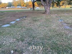 6 Burial Plots (side by side) In Rose Hill Memorial Park & Mortuary Whittier CA