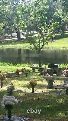 6 Cemetary Plots Arlington Park Garden of Last Supper-Jacksonville, FL