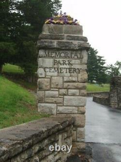 7 beautiful grave plots Kansas City, MO Memorial Park Cemetery 700. Each