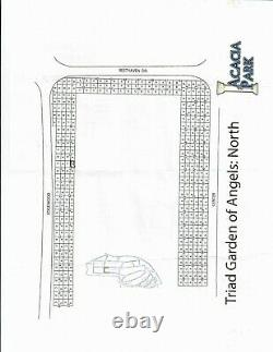 Acacia Park Cemetery Plots for sale