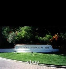 Burial Plot Oakmont Memorial Park