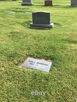 Burial Plots At Memorial Park Cemetery, Tulsa, Ok