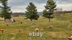 Burial Plots(x4) Located on Beautiful Hill in Augusta Memorial Park $3700