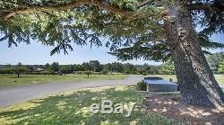 Burial site (double-depth crypt) in Sunset Hills Memorial Park, Bellevue, WA
