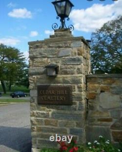 Cedar Hill Cemetery Plots Brooklyn Park MD 2 in Garden of Prayer