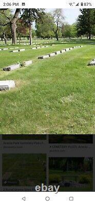 Cemetary Plots Acacia Park Tonawanda, NY