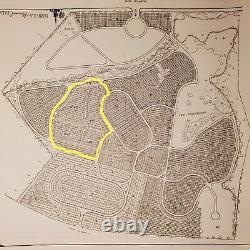 Cemetary plots for sale at Peninsula Memorial Park, Newport News, Va