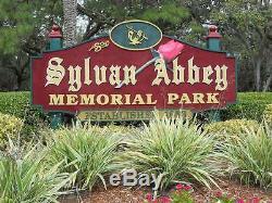 Cemetery Cremation Niche in SYLVAN ABBEY MEMORIAL PARK, Clearwater, FL 33759