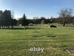 Cemetery Lots for Sale in Beautiful George Washington Memorial Park, Plymouth PA