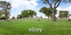 Cemetery Plot #2 Westlawn-Hillcrest Memorial Park, Omaha, Nebraska