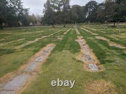Cemetery Plot East Lawn Memorial Park, Sold Out Memory Garden 5,800.00