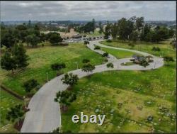 Cemetery Plot Greenwood Memorial Park San Diego