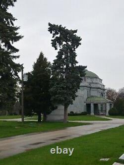 Cemetery Plot MEMORIAL PARK Skokie Illinois