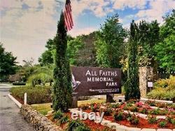 Cemetery Plot, Orlando, Florida All Faiths Memorial Park