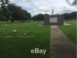 Cemetery Plot, Rosewood Memorial Park, Virginia Beach, Virginia