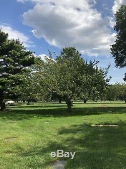 Cemetery Plot for 2 burials Pinelawn Mem Park NY GardenHope 84 Plot N BlocK 5