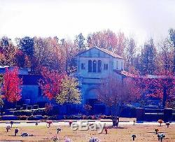 Cemetery Plot in beautiful Sharon Memorial Park, Charlotte NC